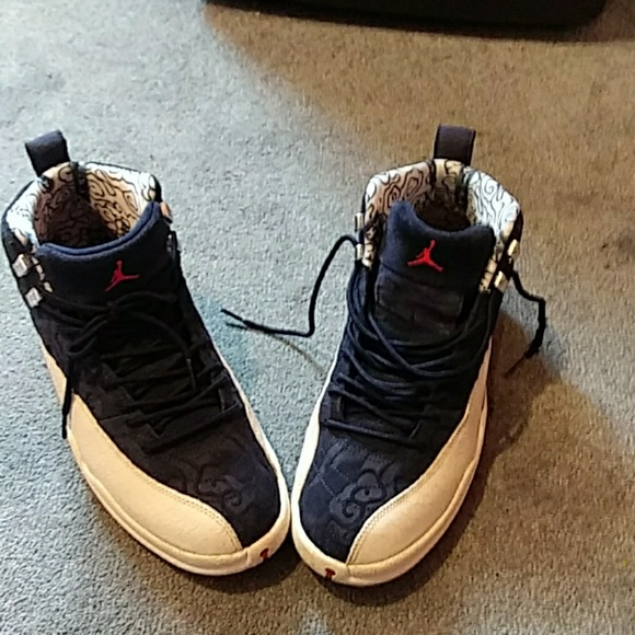 huge discount 2346e a895e Sneakers air Jordan 12 retro PRM